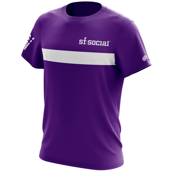Volocity Purple Team T-Shirt