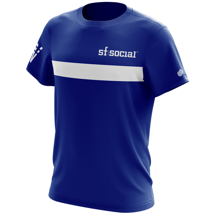 Volocity Royal Team T-Shirt