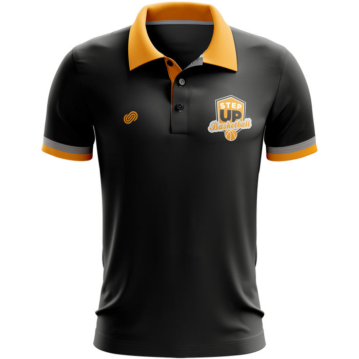 StepUp Basketball Coaches Polo