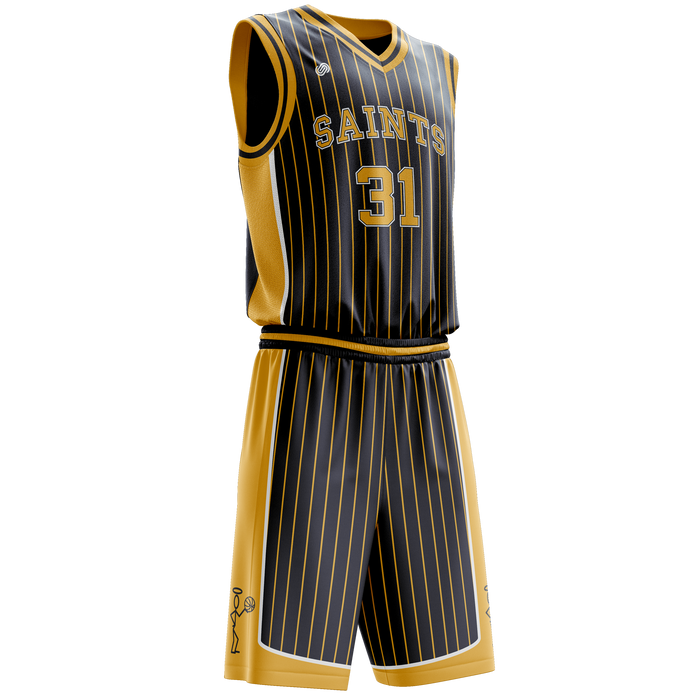 Saints Basketball Uniform