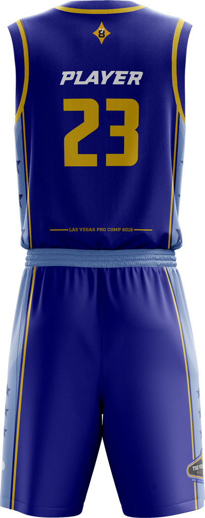 San Diego Floaters Home Uniform