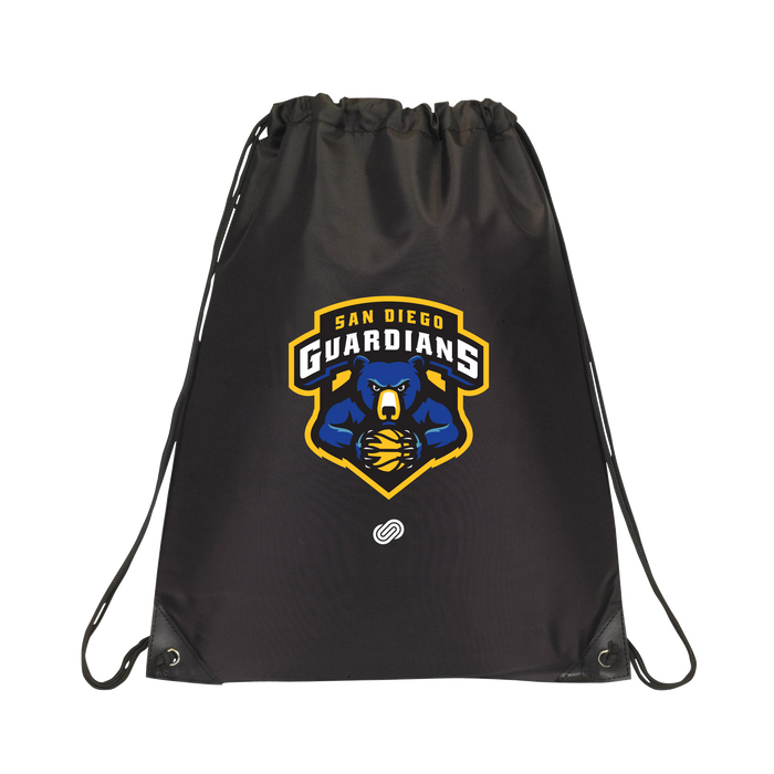 San Diego Guardians Gym Sack