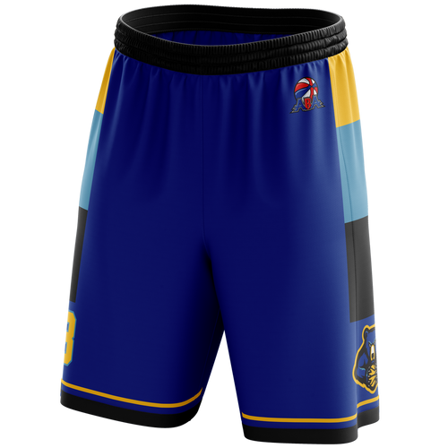 San Diego Guardians Basketball Shorts