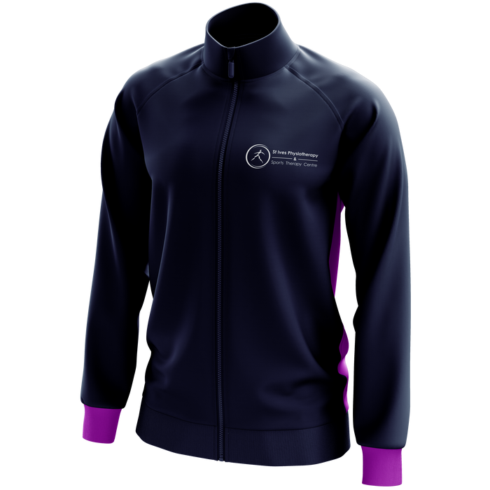 St Ives Physiotherapy Tracksuit Jacket