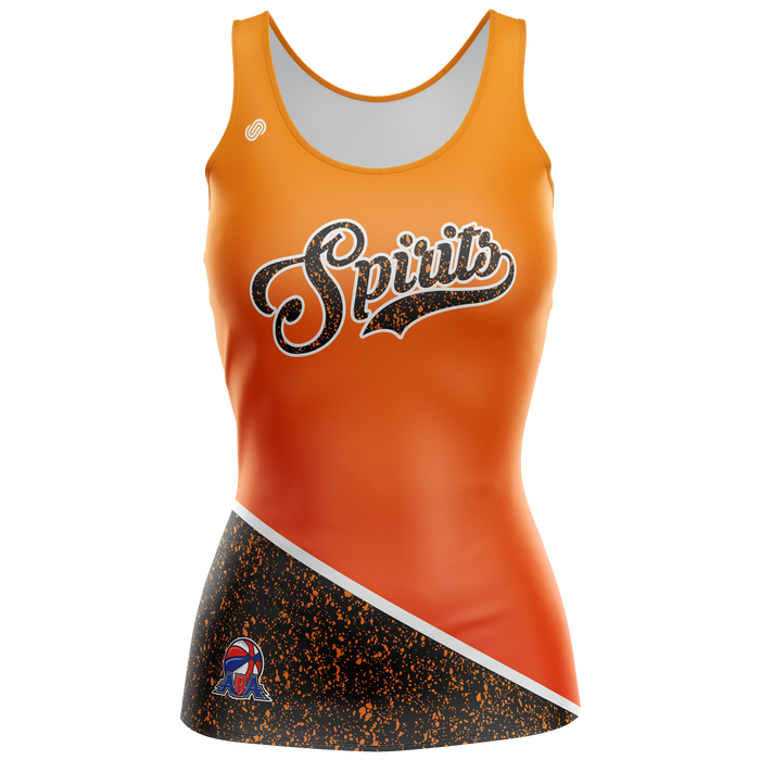 St Louis Spirits Womens Singlet