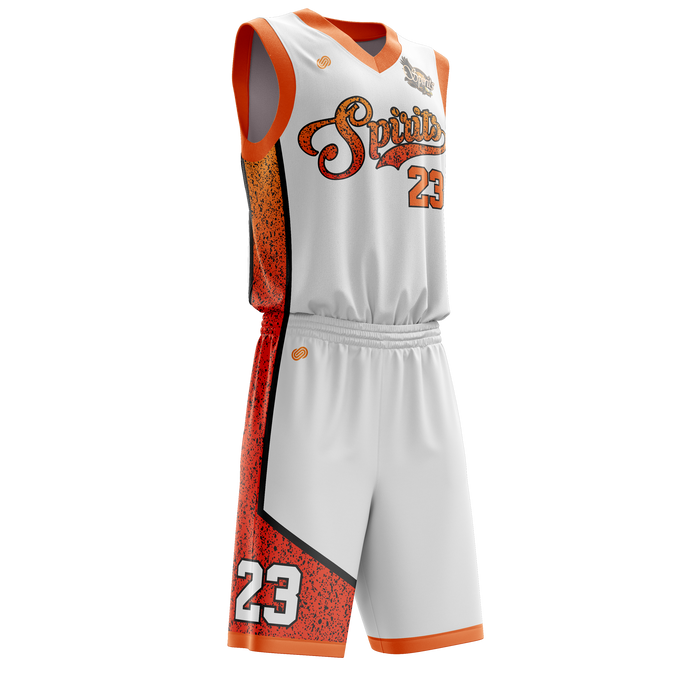 St Louis Spirits Jersey & Shorts Set (Road)