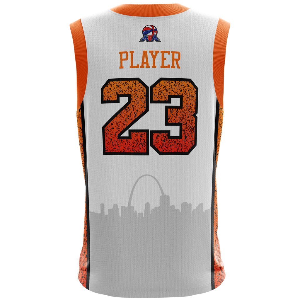 St Louis Spirits Jersey (Road)
