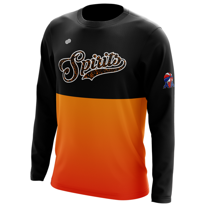 St Louis Spirits Long Sleeve Shooting Shirt