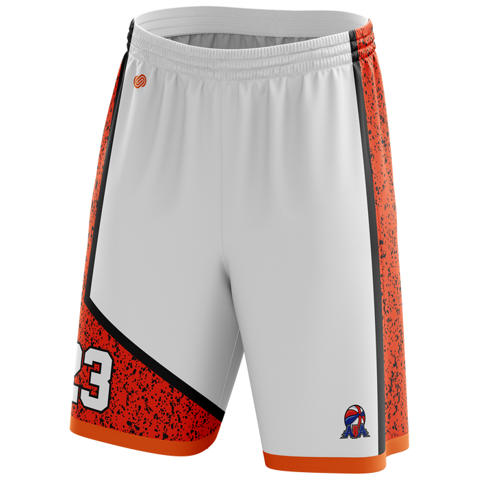 St Louis Spirits Basketball Shorts (Road)