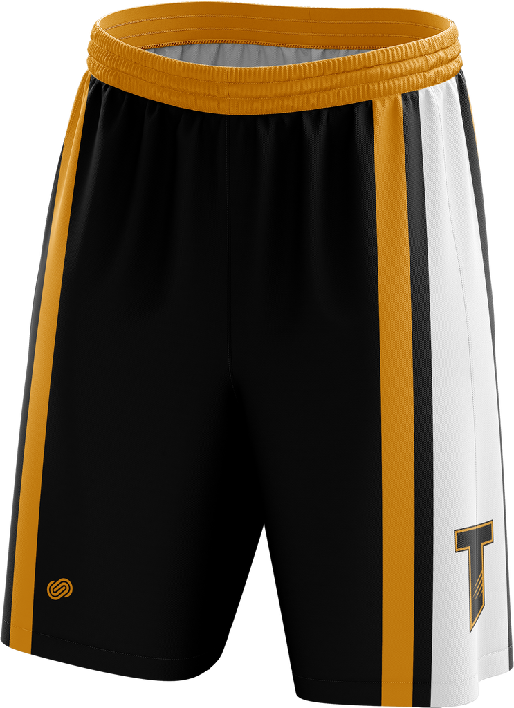 Northern Tigers Reversible Basketball Set