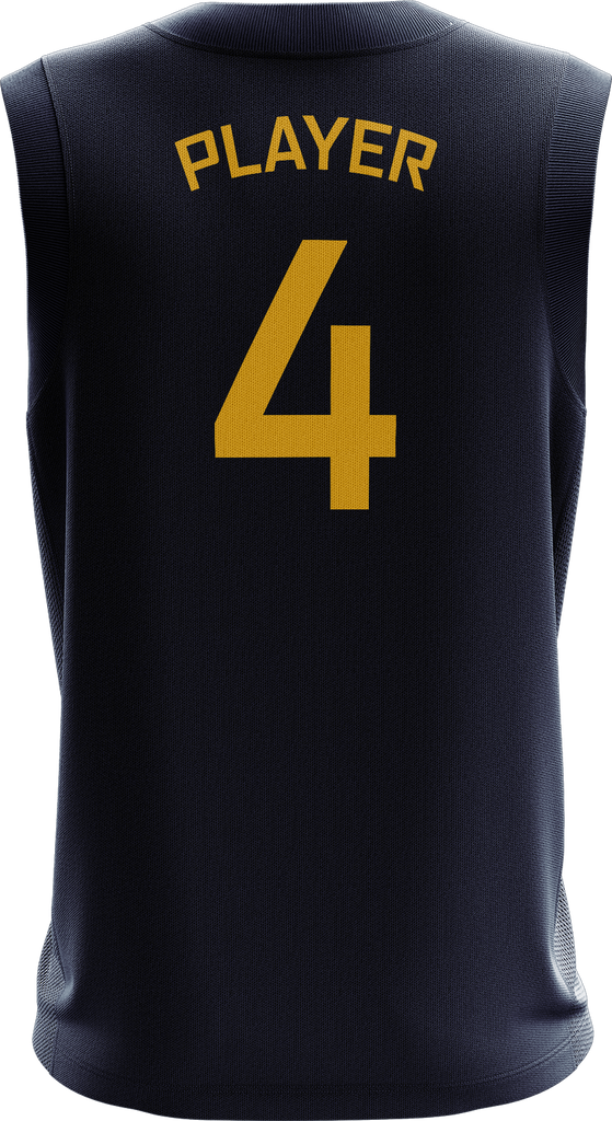 Tanny's Bucks Basketball Jersey