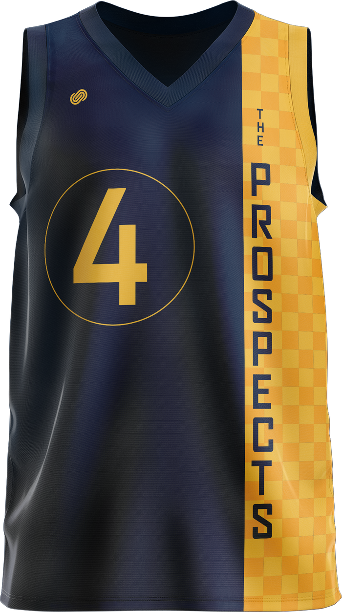 The Prospects Basketball Jersey #2