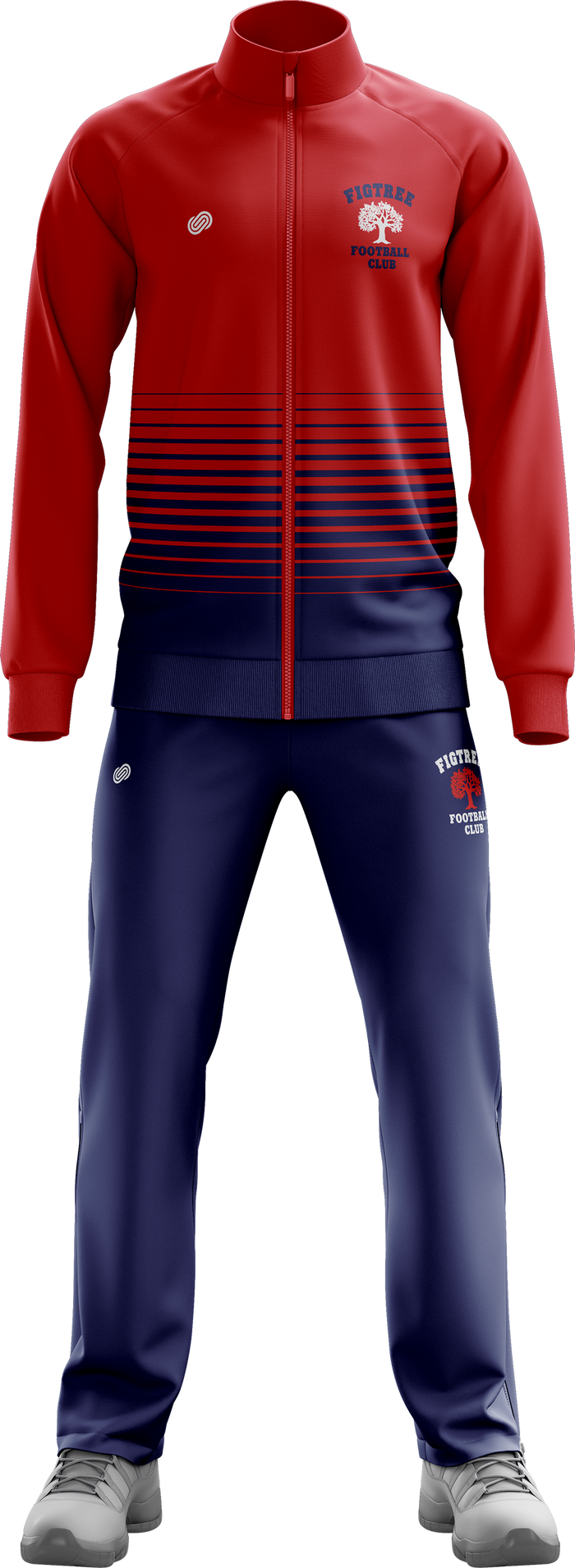 FFC Tracksuit (Red)