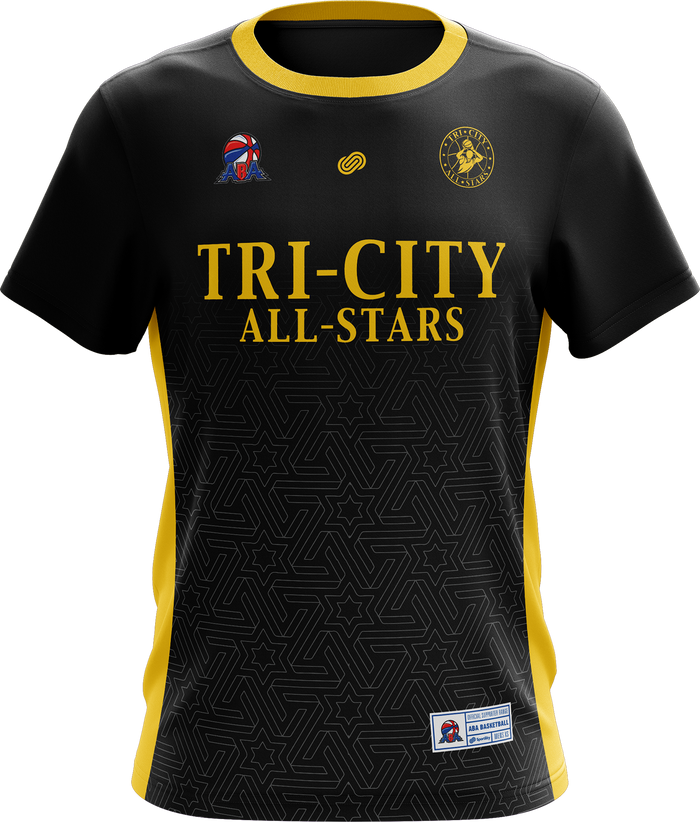 Tri City All-Stars Supporters T-Shirt