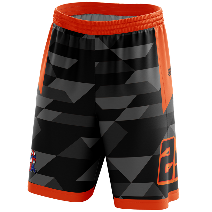 Tucson Buckets Basketball Shorts (Road)