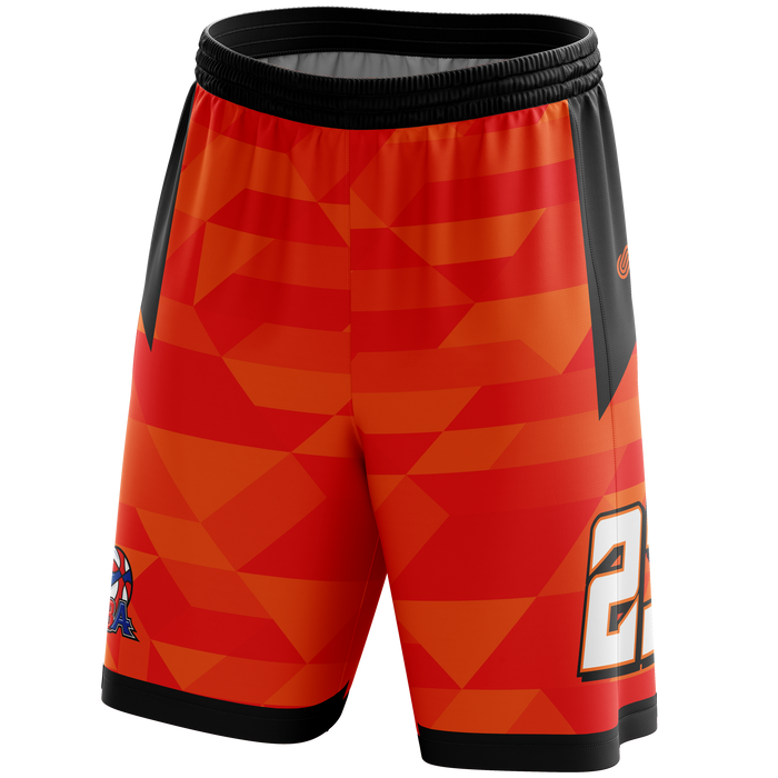 Tucson Buckets Basketball Shorts (Home)