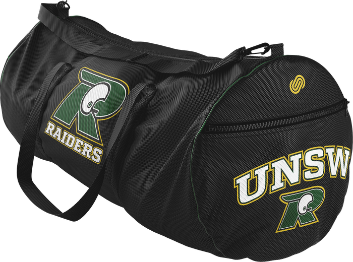 UNSW Raiders Gridiron Duffle Bag