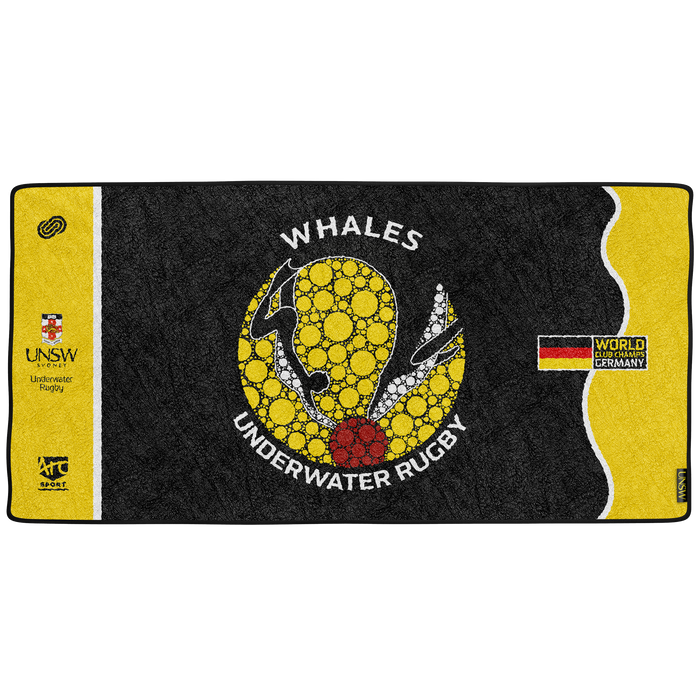 UNSW Underwater Rugby Towel