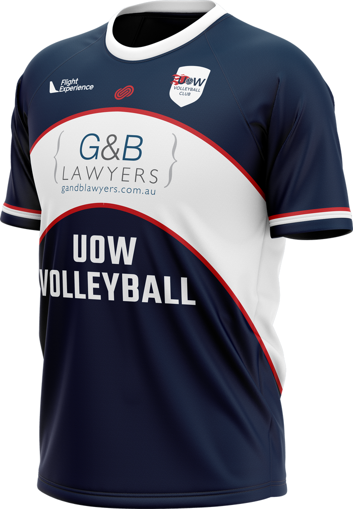 UOW Volleyball Training Jersey