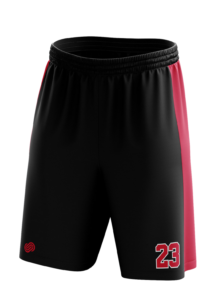 Bombers Basketball Reversible Jersey & Shorts Set