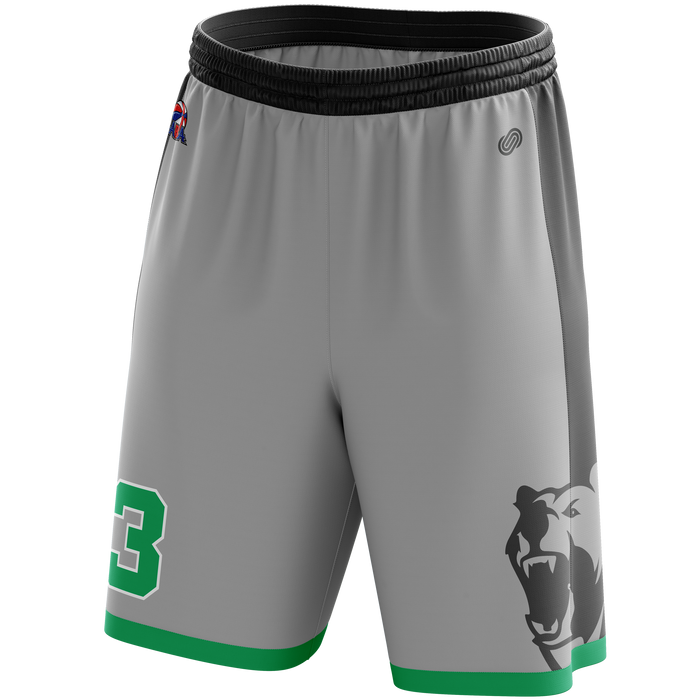 Worcester 78's Basketball Shorts (Road)