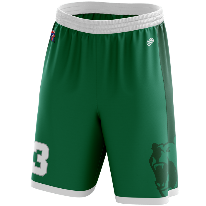 Worcester 78's Basketball Shorts (Home)