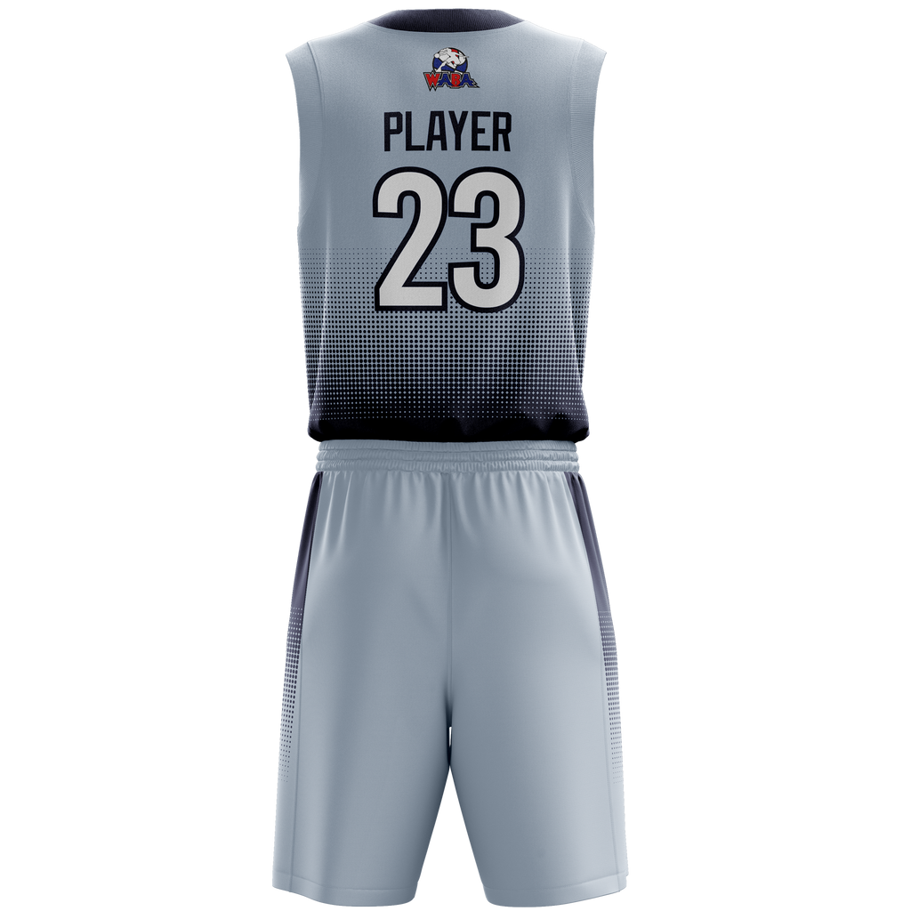 WABA Cleveland Blaze Home Uniform
