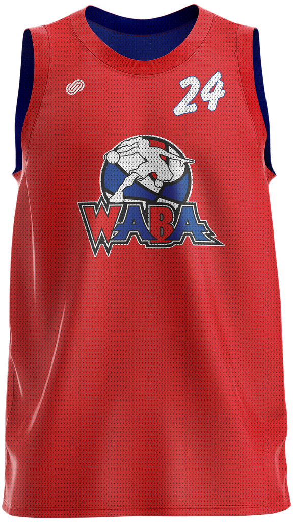 WABA Reversible Training Singlet