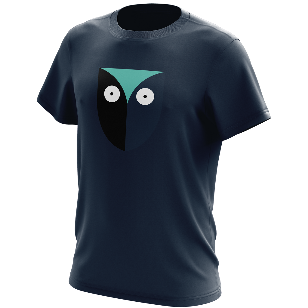 Owl Wisr Mens T-Shirt
