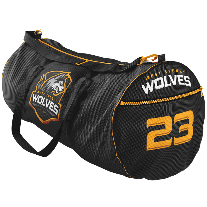 WSWBA Duffle Bag