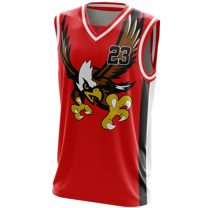 Western Eagles Basketball Jersey