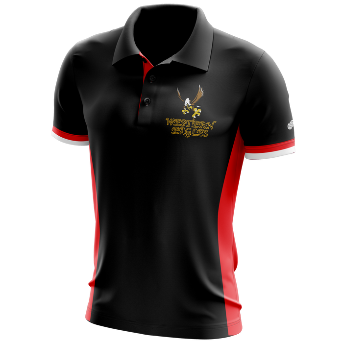 Western Eagles Polo Shirt