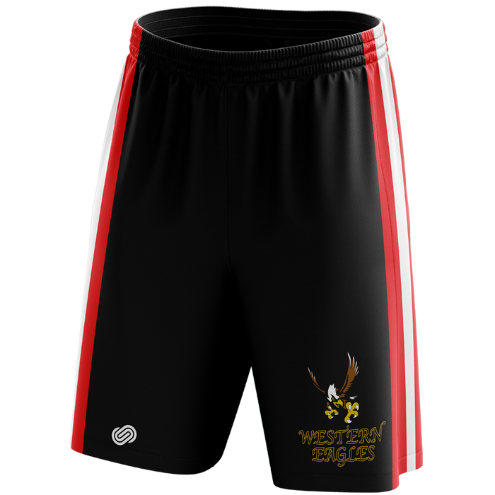Western Eagles Basketball Shorts