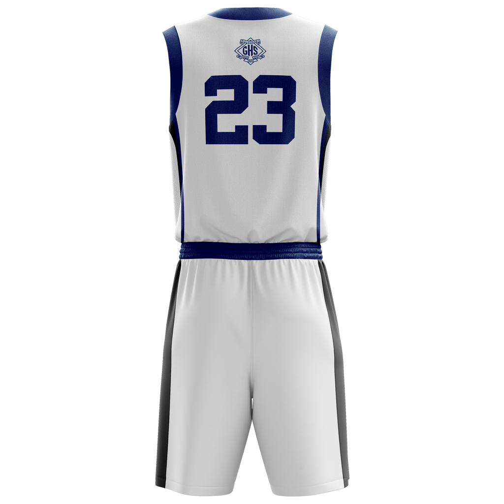 Willoughby Girls High School Basketball Uniform