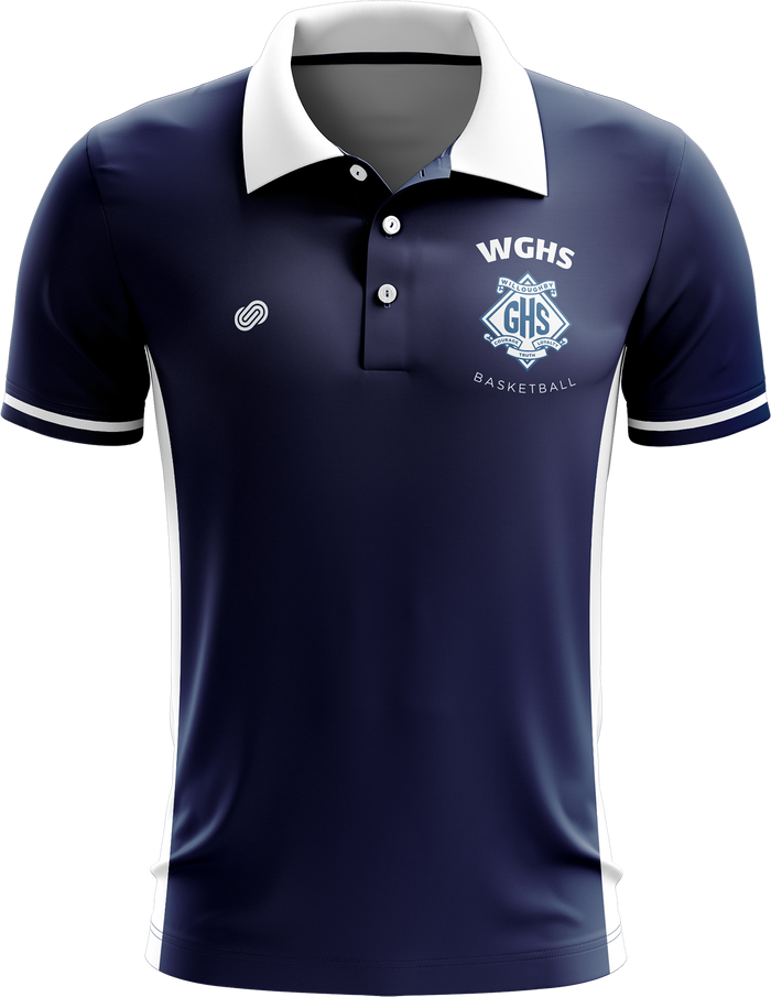 WGHS Staff Polo Shirt