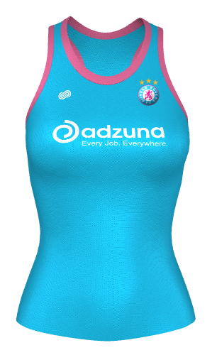 Dunbar Rovers Womens Training Singlet