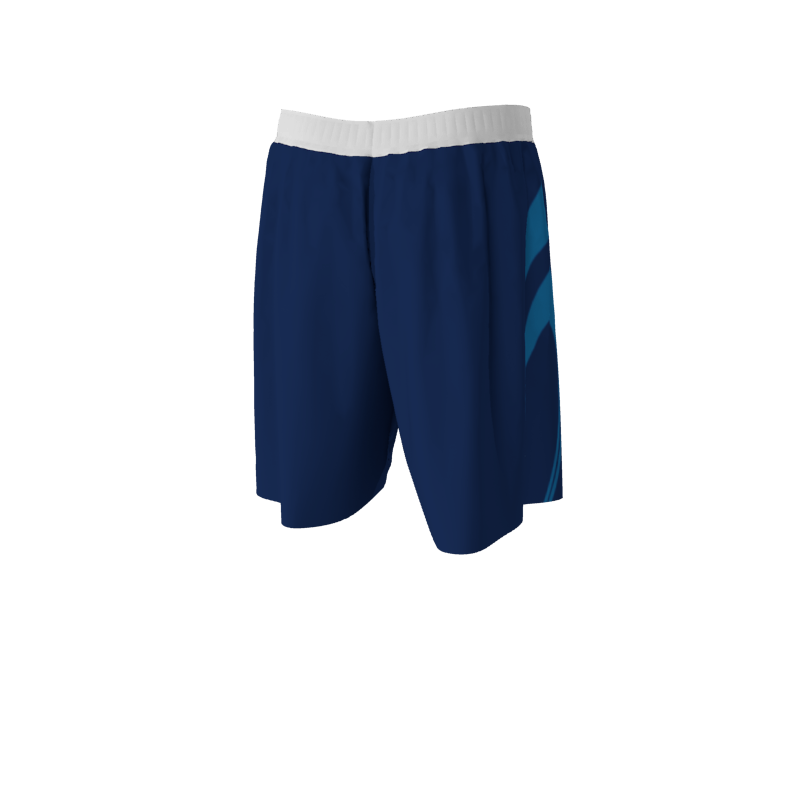 Mavericks Basketball Jersey & Shorts Set