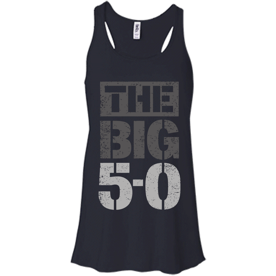 The Big 50 Fiftieth Birthday Gift