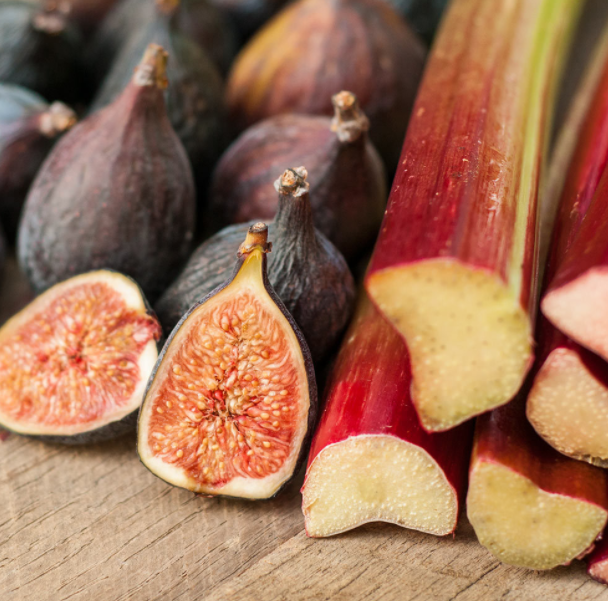 Fig & Rhubarb