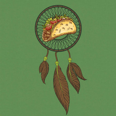 I Dream of Tacos - dream catcher - T-shirt - Twisted Temple