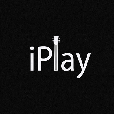 I Play - Guitar - T-shirt
