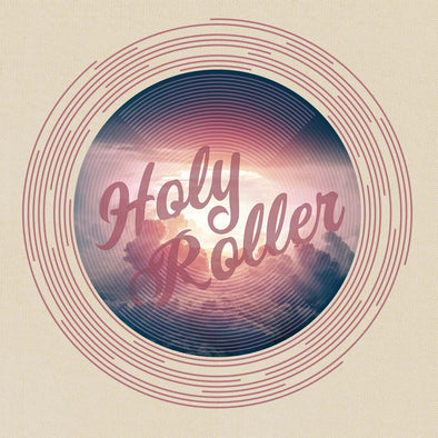 Holy Roller- Religious - T-Shirt - Twisted Temple