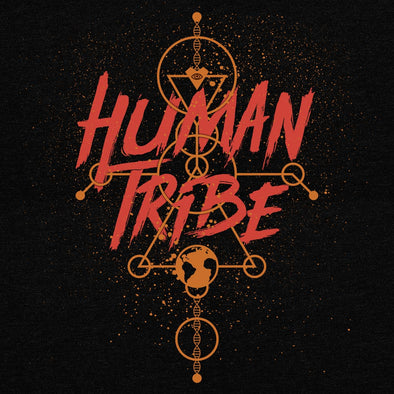 Human Tribe T-shirt - Twisted Temple