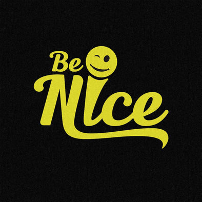 Be Nice - Positivity T-shirt - Twisted Temple