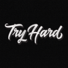 Try Hard T-shirt - Twisted Temple