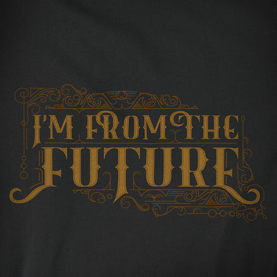 Retro Future -Steampunk inspired T-Shirt