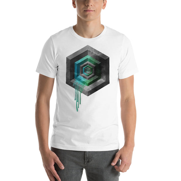 Cosmic Cubism - Space T-shirt