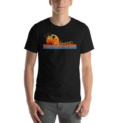 Sunny St. Louis, Missouri T-shirt - Twisted Temple