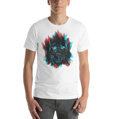 Skull Fashion - graphic T-shirt - Twisted Temple