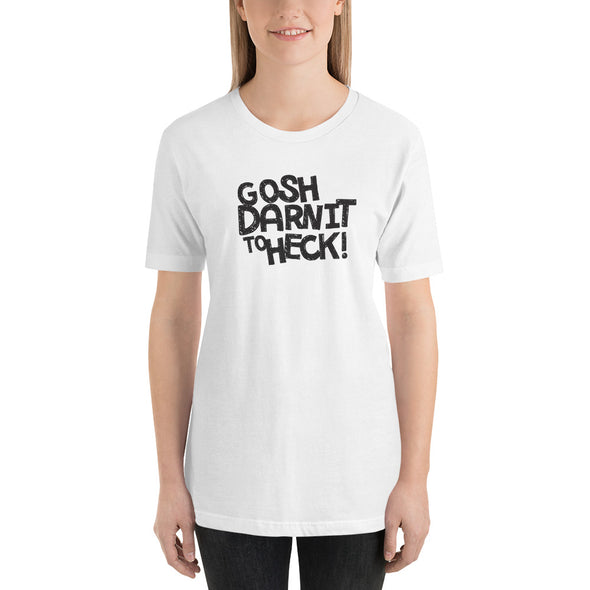 GoshDarnit T-Shirt - Twisted Temple